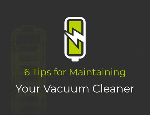 6 Tips for Maintaining Your Vacuum Cleaner