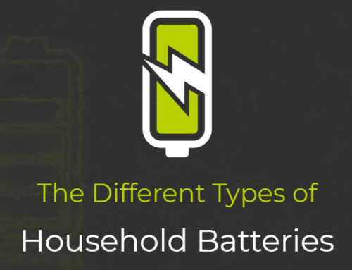 The Different Types of Household Batteries