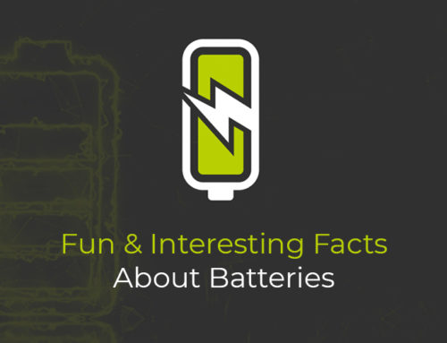 Fun & Interesting Facts About Batteries